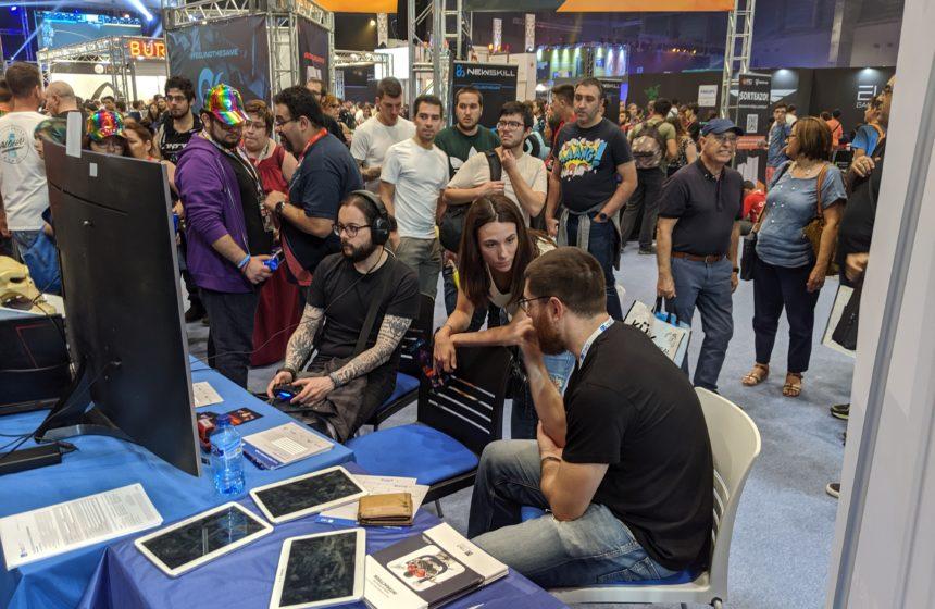 Madrid Games Week 2019: marketing for indie devs
